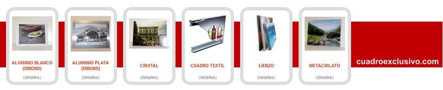 Fabricante de cuadros personalizados cuadro exclusivo - Cuadros online espana ...