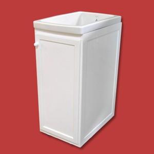 mueble de aluminio para pila en oferta fontalor