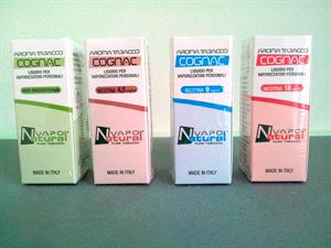 E-líquido para cigarrillos electrónicos Vapo Natural