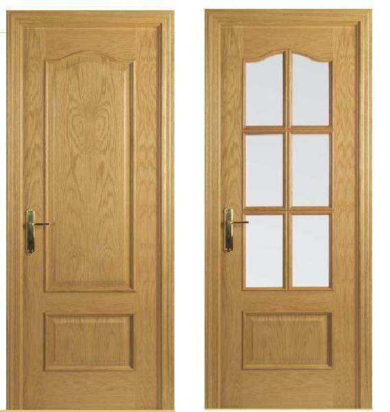 Puertas de roble tipo interior muy econ micas murcia for Puertas interior economicas