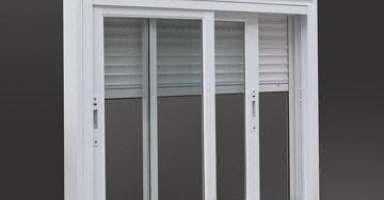 Montaje de persianas puertas armarios esparza interiores - Persianas esparza ...