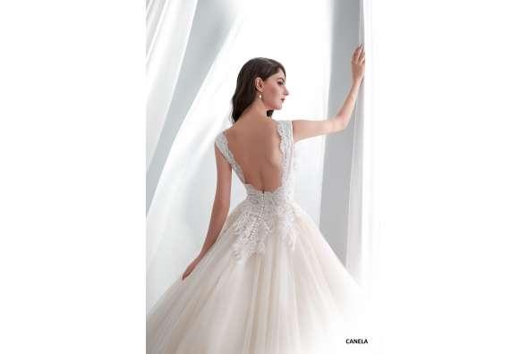 vestido novia molina de segura xm collection - modas carbonell