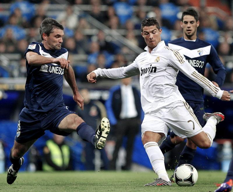 Madrid-Malaga-Copa