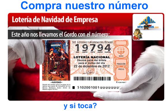 numero-de-loteria-de-navidad-ofertopolis-2012