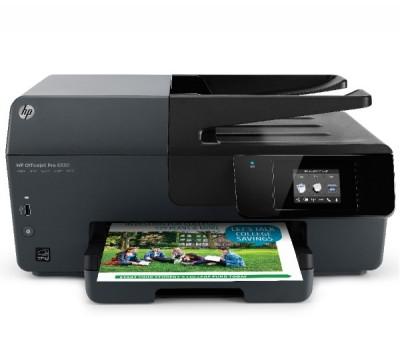 Impresora multifuncion hp pro 6830 ecotoner del levante