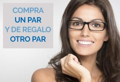 Oferta en progresivos en Cartagena - Óptica García Cervantes