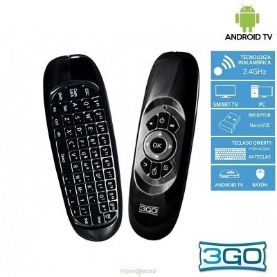 mando con teclado 3go air zona pc murcia