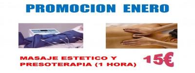 masaje estetico y presoterapia - mas que estetica