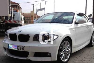 BMW Serie 1 118d automotor hermanos marin