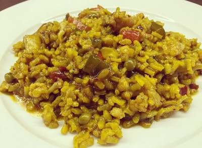 arroces 9 pisos