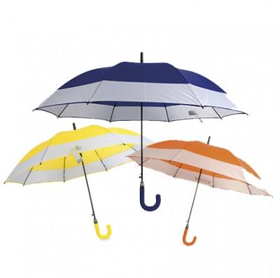 paraguas bicolor