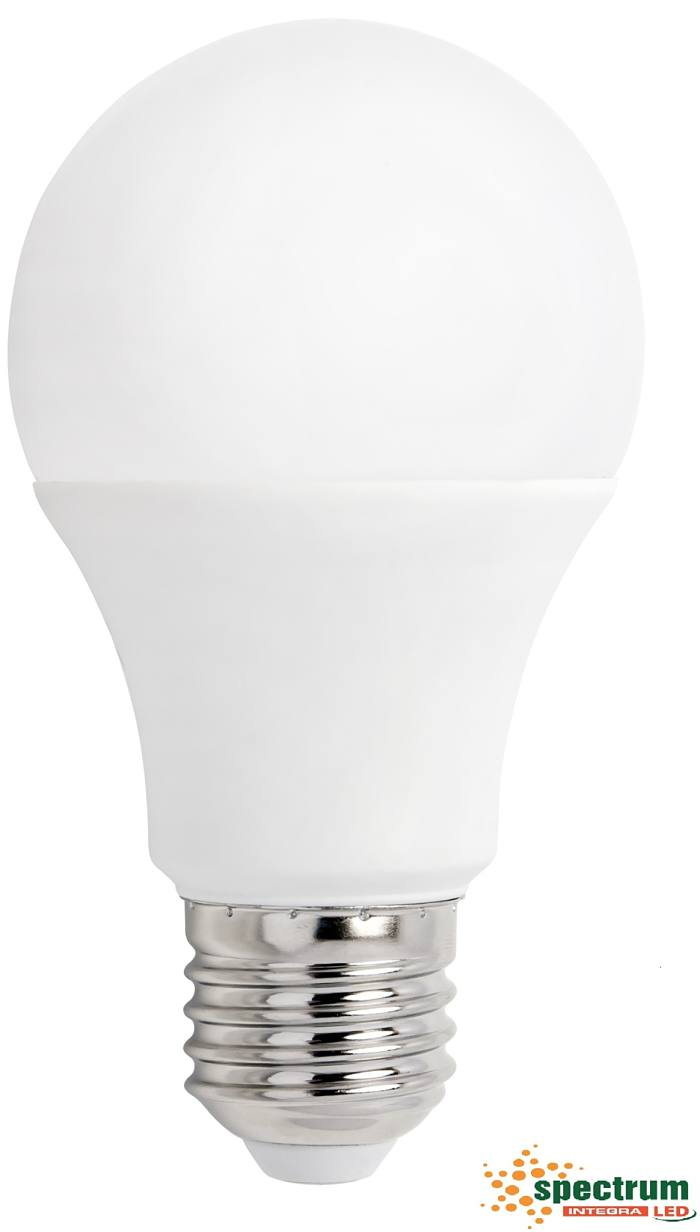 Lampara LED bulbo10W 3000ºK