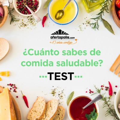 TestComidaSaludable