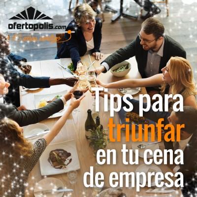 Consejos_cena_empresa