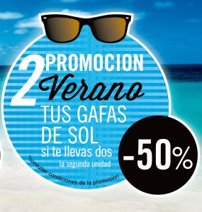 Oferta en gafas de sol en Murcia
